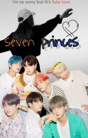 ♥Seven princes.♥ by Miss_Egogo