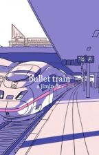 bullet train by paitaee