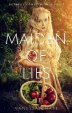 Maiden of Lies by VanessaChase02