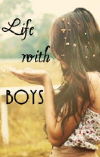 Life with BOYS(Tagalog)