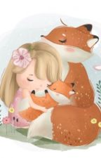 Marion Parks and the Two Friendly Foxes by Kitty1_1Kitty