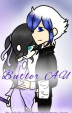 Butler AU ||Rosemation Fanfiction|| by GailLovesToBattle