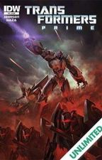Decepticons - Transformers x Reader by _The_Maverick_