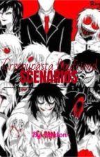 Creepypasta Boyfriend Scenarios by -konton-