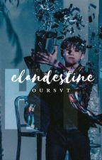 clandestine | seventeen au by oursvt