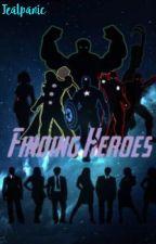 Finding Heroes by XdarkshinobiX