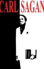 Roswell - Carl Sagan by Diegozel09