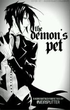 the demon's pet (Sebastian x Reader) by veinsplitter