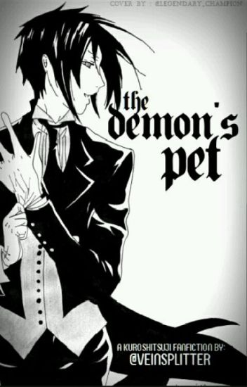 the demon's pet (Sebastian x Reader)