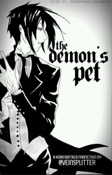 the demon's pet (Sebastian x Reader)