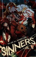 Sinners |Angels Of Death Oneshots| by socrystalclear