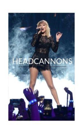 Headcanons by -moonlxight-