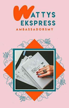 Wattys Ekspress 2019 by AmbassadorsMY