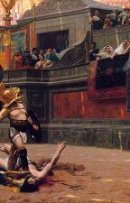 Dla chwały Rzymu. Świeża krew. by TheTemptedAngel