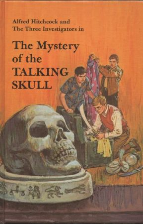 THE MYSTERY OF THE TALKING SKULL by 333investigators