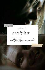 pacify her | winterwidow + wanda by stevesfondue