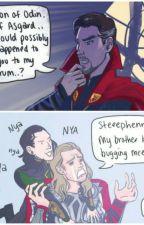 Avengers tickle fics by WaterAndPastelColors