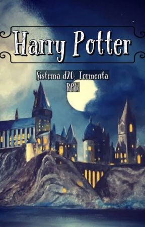 Harry Potter RPG D20 System by RoqueValente