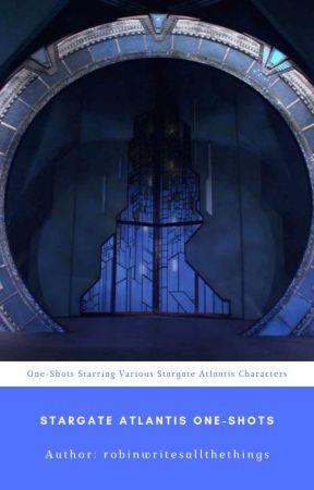 Stargate Atlantis One-Shots - Making Love (Carson Beckett x Reader