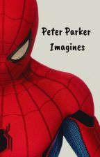Peter Parker Imagines by kathscribbless