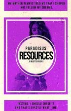 Paradisus Resources by SinisterSushi
