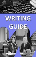 WRITING GUIDE by WattpadBookshelves