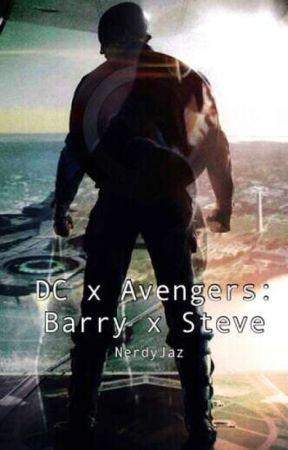 Avengers/DC Crossover: Barry Allen/Steve Rogers Love Story by NerdyJaz