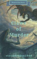 Talons of Murder ~ A Wings of Fire Mafia by stormdragon2940
