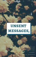 unsent messages, by pukeko133