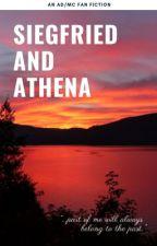 Seigfried & Athena by mariaalexa1985