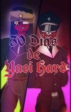 30 Dias de Yaoi Hard (Urss x Third Reich) by Hedgehog001