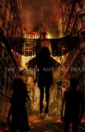 Wattpad Contest #49 - The Daring and the dead by tkd_princess1