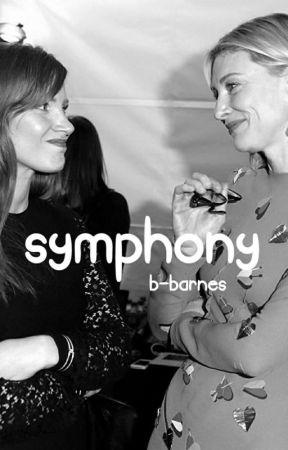 Symphony ↠ Cate Blanchett by b-barnes