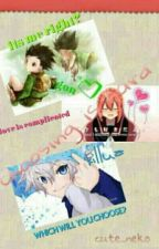 choosing is hard {gon x reader x killua} [ON HOLD] by kinaow