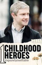 Childhood Heroes {Sherlock Fanfiction} by daydreamer_sophie
