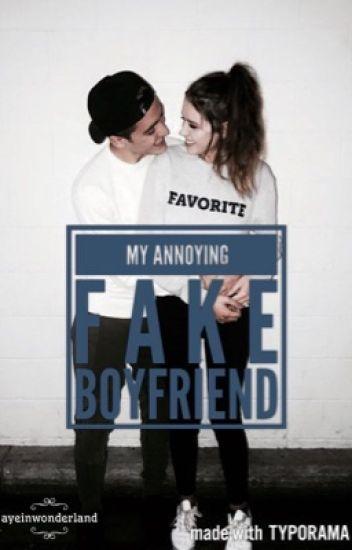 My Annoying Fake Boyfriend