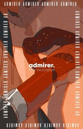 admirer | K.WOOSEOK by shiseul
