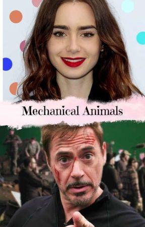 Mechanical animals by itshaileyf