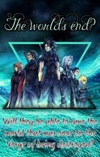 The worlds end?[Jenova cell Crew x Hybrid!Male!reader] by Lazy-mad-hatter