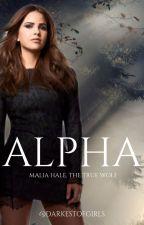 Alpha - Malia Hale by DarkestOfGirls