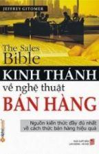 Kinh Thánh Về Nghệ Thuật Bán Hàng by trungvo2909