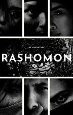 RASHOMON→ Sirius Black by romapada