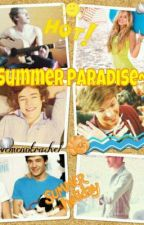 DISCONTINUED Summer Paradise~ (A Niall Horan and Demi Lovato love story) by lovemenotrachel
