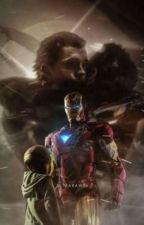 Irondad and Spiderson One shots  by Threo_Ringo