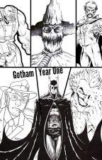 Gotham : Year One by MaximeClochette