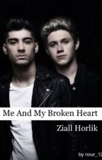 Me And My Broken Heart {Ziall} by litpine