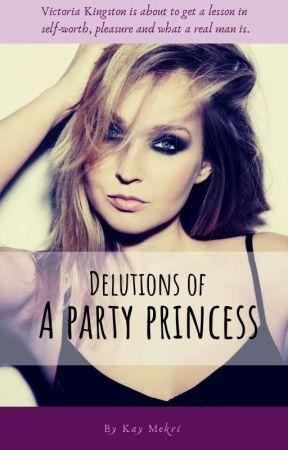 The Party Princess by Mekri21