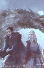 With Fire & Blood: The Dragon's Destiny (previously titled: A Dragon Reborn) by goosefirstofhername