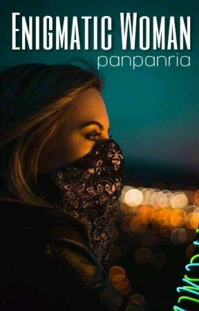 Enigmatic Woman by panpanria