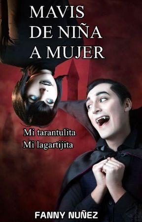 MAVIS DE NIÑA A MUJER by FannyNuez3